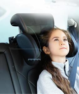 Headrest Pillow Support-Solution Car-Accessories Interior U-Shaped Kids
