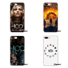 The Hundred The 100 Tv Shows Phone Shell Covers For Sony Xperia Z Z1 Z2 Z3 Z5 compact M2 M4 M5 E3 T3 XA Aqua LG G4 G5 G3 G2 Mini(China)
