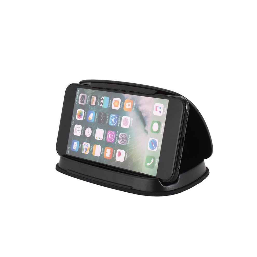 """Cell Phone Holder for Car  Car Phone Mounts Dashboard GPS Holder Mounting in Vehicle """"3.0 6.0""""size device