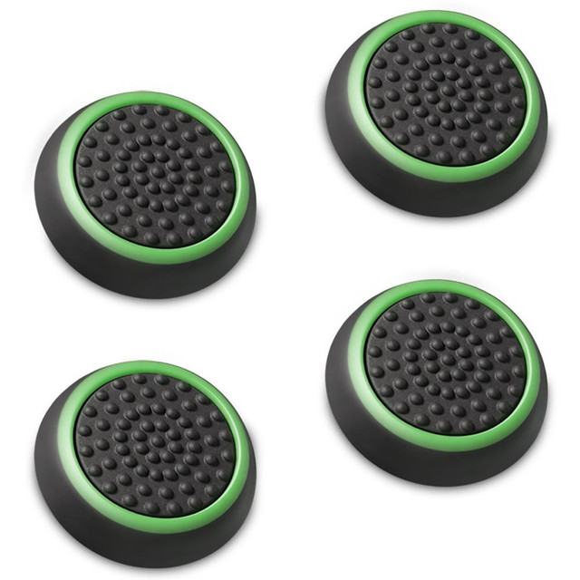 2PCS Silicone Thumb Stick Grip Caps Protective Cover Gamepad Keycap For PS4 Game Controllers Button Protector 5
