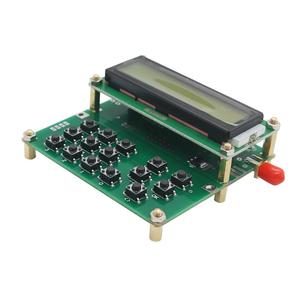 Image 2 - TZT 35MHz 4000MHz RF מחולל אותות ADF4351 VFO HXY D6 V1.02