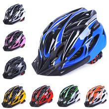 Ultralight Bicycle Helmet Integrated Molding Breathable Cycling for Man Woman