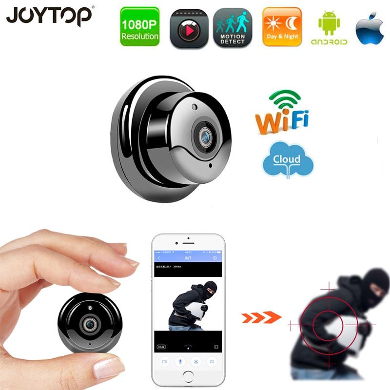 1080P Wireless Mini WiFi Camera Home Security Camera IP CCTV Surveillance  Baby Monitor P2P Motion Detect IR Night Vision
