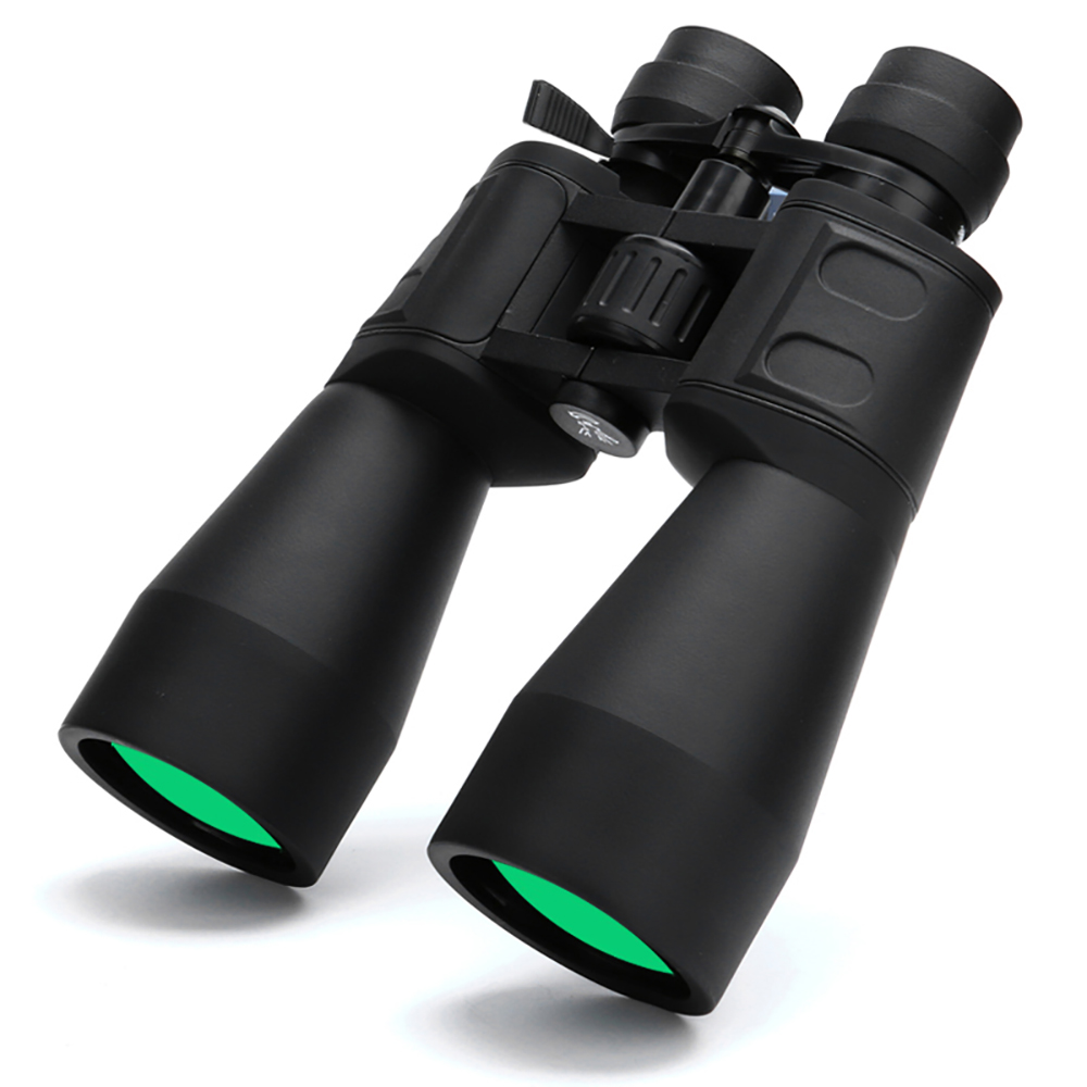 Zoom Times 10 380X100 HD Binoculars  High 60 Borwolf 10 Magnification Night Light Vision Telescope Professional