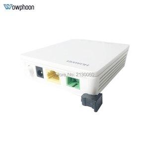 Image 3 - חדש Huawei HG8010H Gpon האופטי מסוף ONU ONT עם 1 GE יציאות ethernet, SC APC ממשק אנגלית הקושחה