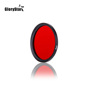 Image 3 - Color FLD Orange Red Yellow Green Blue Filter 30MM 37MM 40.5MM 46MM 49MM 52MM 55 58MM 62MM 67MM 72MM 77MM 82MM for DSLR Camera S
