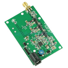 DC12V/0.3A ruido jam fuente Simple espectro generador externo seguimiento SMA fuente caso DC12V/0.3A generadores de señal de seguimiento
