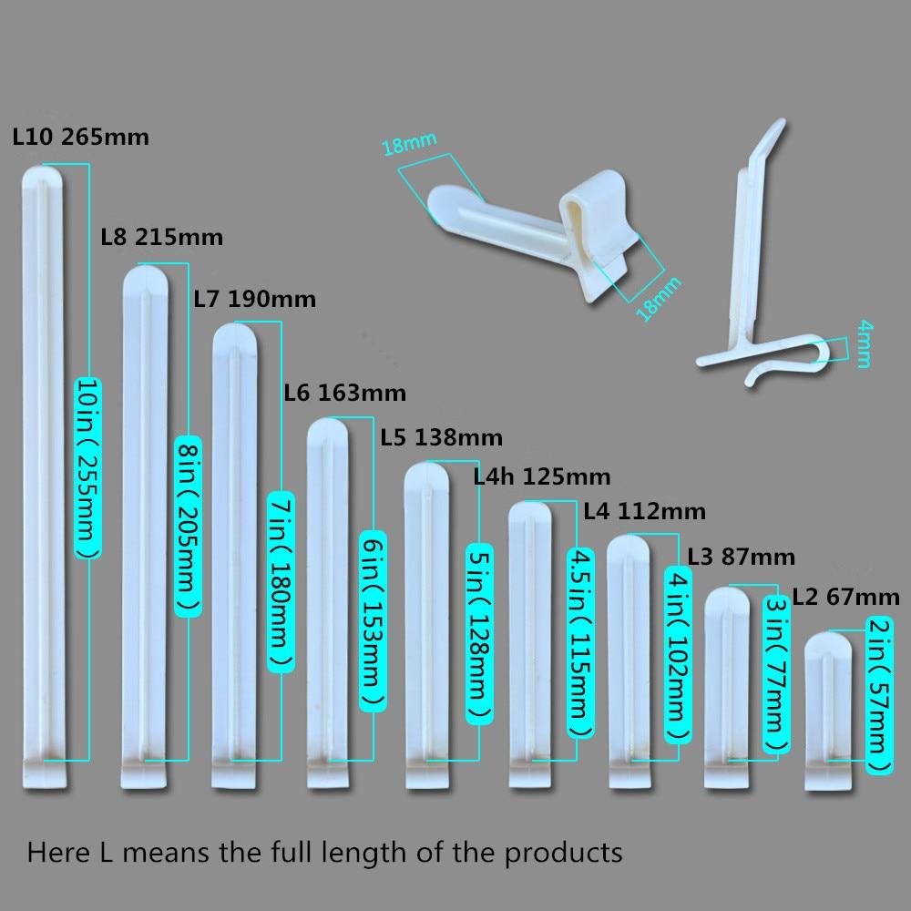 Placa de papel plástico prateleira preço de