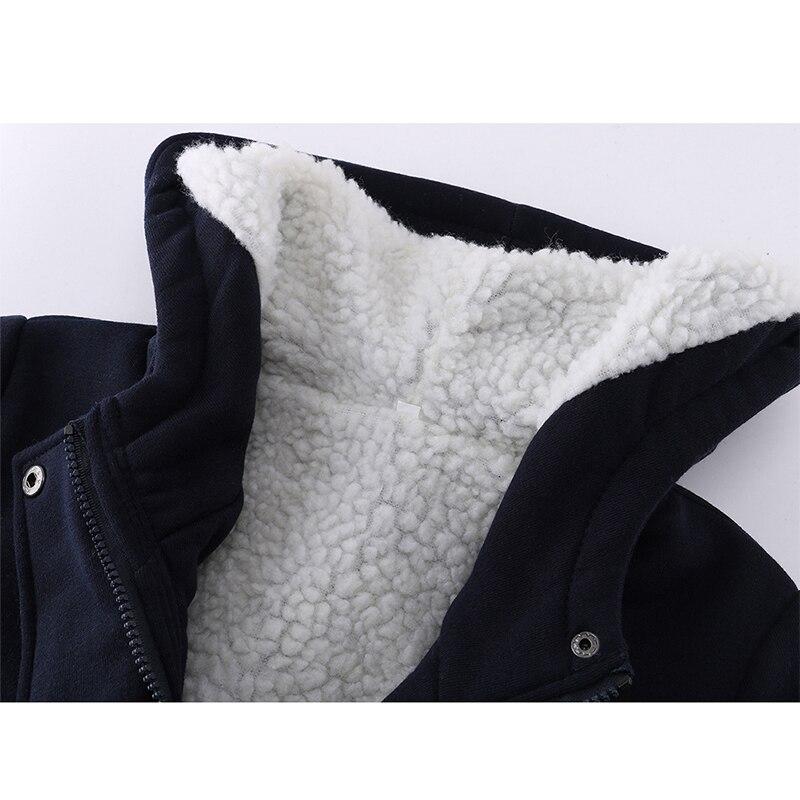 Jacket Coat Winter Women 2019 Hooded Wool Blend Praka Classic Horn Leather Buckle Coat Slim For Ladies Winter Jacket Woman Parka 4
