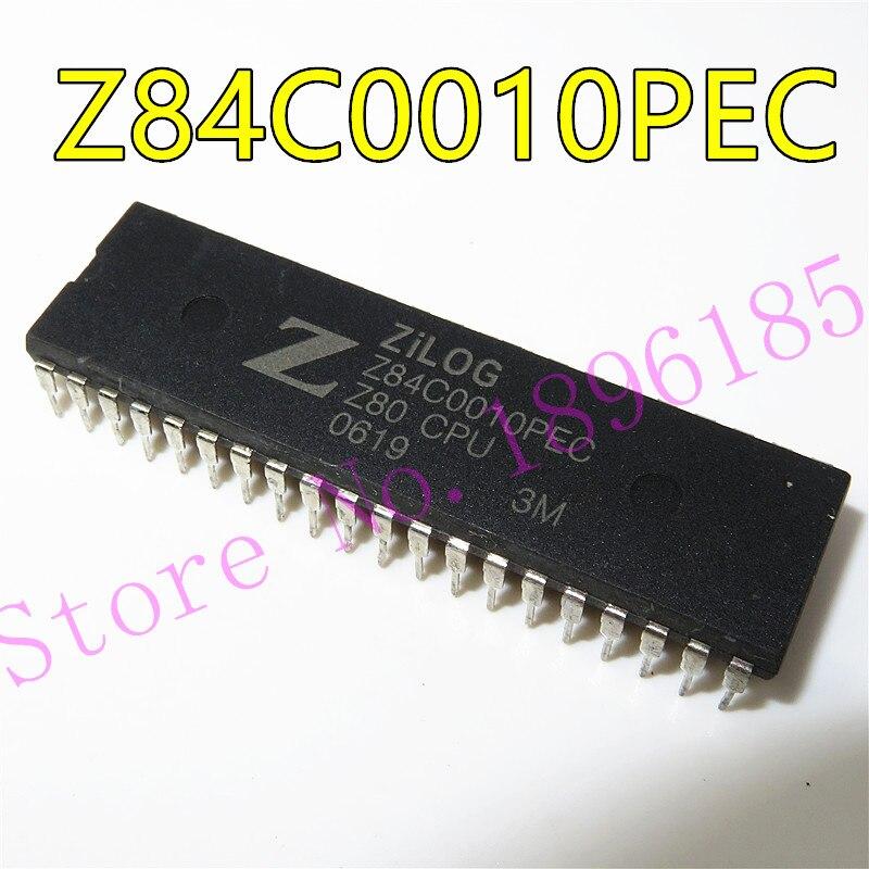 1 ピース/ロット Z84C0006PEC Z84C0008PEC Z84C0010PEC DIP-40 在庫
