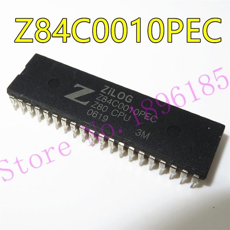 1 adet/grup Z84C0006PEC Z84C0008PEC Z84C0010PEC DIP-40 stokta