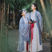 Hanfu Dress Ancient-Costume Dance-Clothes Tang Dynasty Cosplay Chinese Traditional Folk