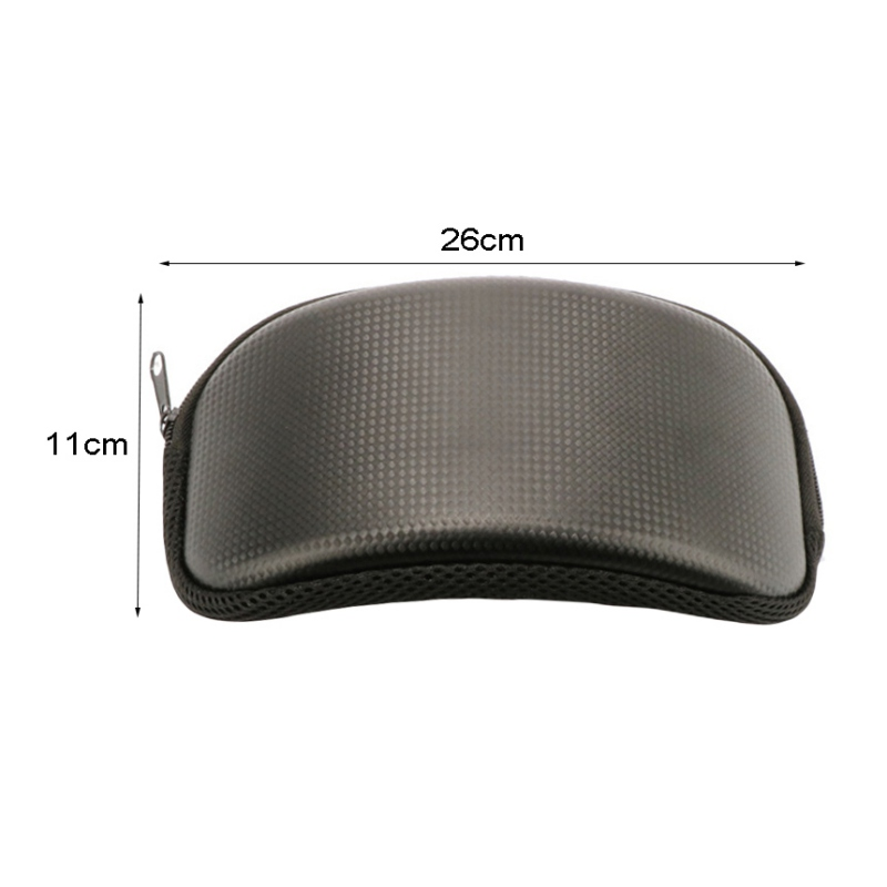 Portable Eyewear Hard Case Winter Sports Snowboard Goggles Shockproof Protector Case Ski Skiing Snow Glasses Case Goggles