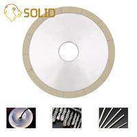 Ceramics Diamond Grinding Wheel 150mm Cutting Disc Grinder for Tungsten Steel Cemented Carbide Diamond Knife