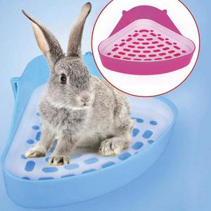 Hamster Toilet Small Pet Hamster Bathroom Toilet Cute Small Toilet Pet Litter Tray Mouse Cat Rabbit Hamster Potty(China)