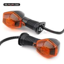 Turn Signal Indicator Light For SUZUKI GSX-R 600 GSXR 750 K1 K4 GSX R 1000 Motorcycle Accessories Front Rear Blinker Lamp abs plastic front fender fit for suzuki 04 05 gsxr 600 750 k4