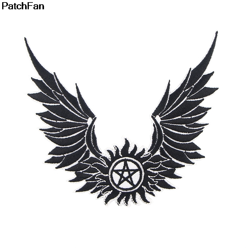 Supernatural Anti Possession Patch FREE SHIPPING