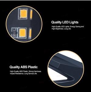Image 4 - עבור הונדה VFR 800 Z50 צל 600 אוניברסלי אופנועים LED להפוך אות אור אופנועים בשעות היום ריצת אורות מחוון נצנץ