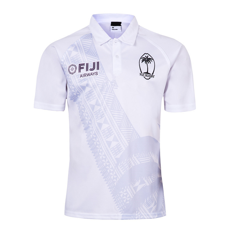 2019 FIJI 7s RUGBY JERSEY HOME  JERSEY Size S-3XL Top Quality  Free Shipping