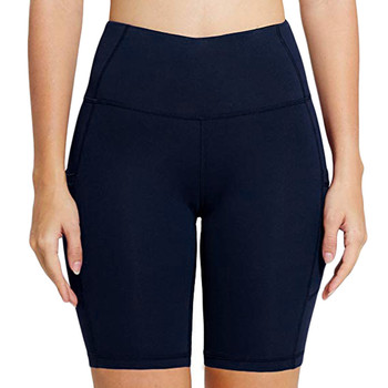 Women s High Waist Sports Short Workout Running Fitness Leggings Female Yoga Shorts Gym Running Yoga.jpg 350x350 - High-Waist Fitness Sport Shorts for Women
