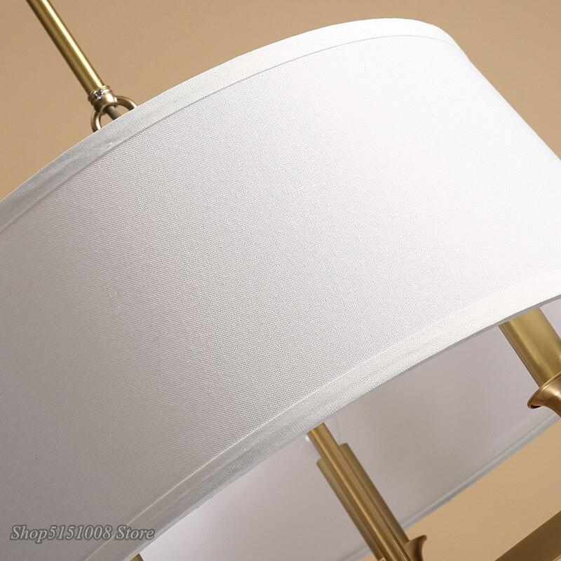Moderne Anhänger lichter Amerika Art Deco kupfer Hängen Lampe esszimmer Wohnzimmer Schlafzimmer Anhänger lampen leuchten decor
