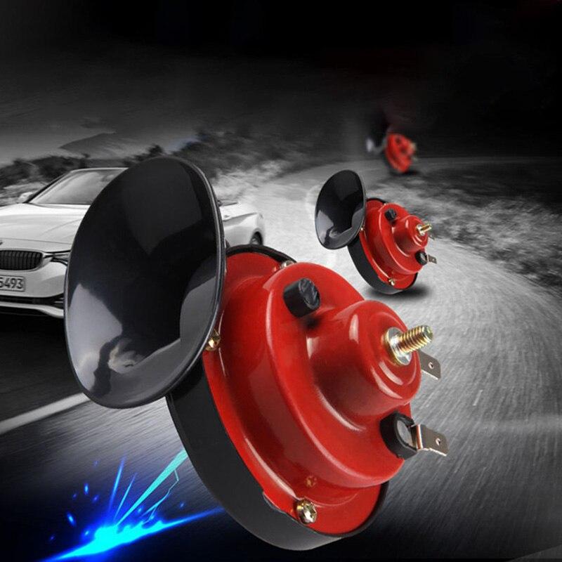 2021 новый автомобильный гудок модификация 1 пара 300db Улитка гудок 12 в сигнал для мотоцикла гудок