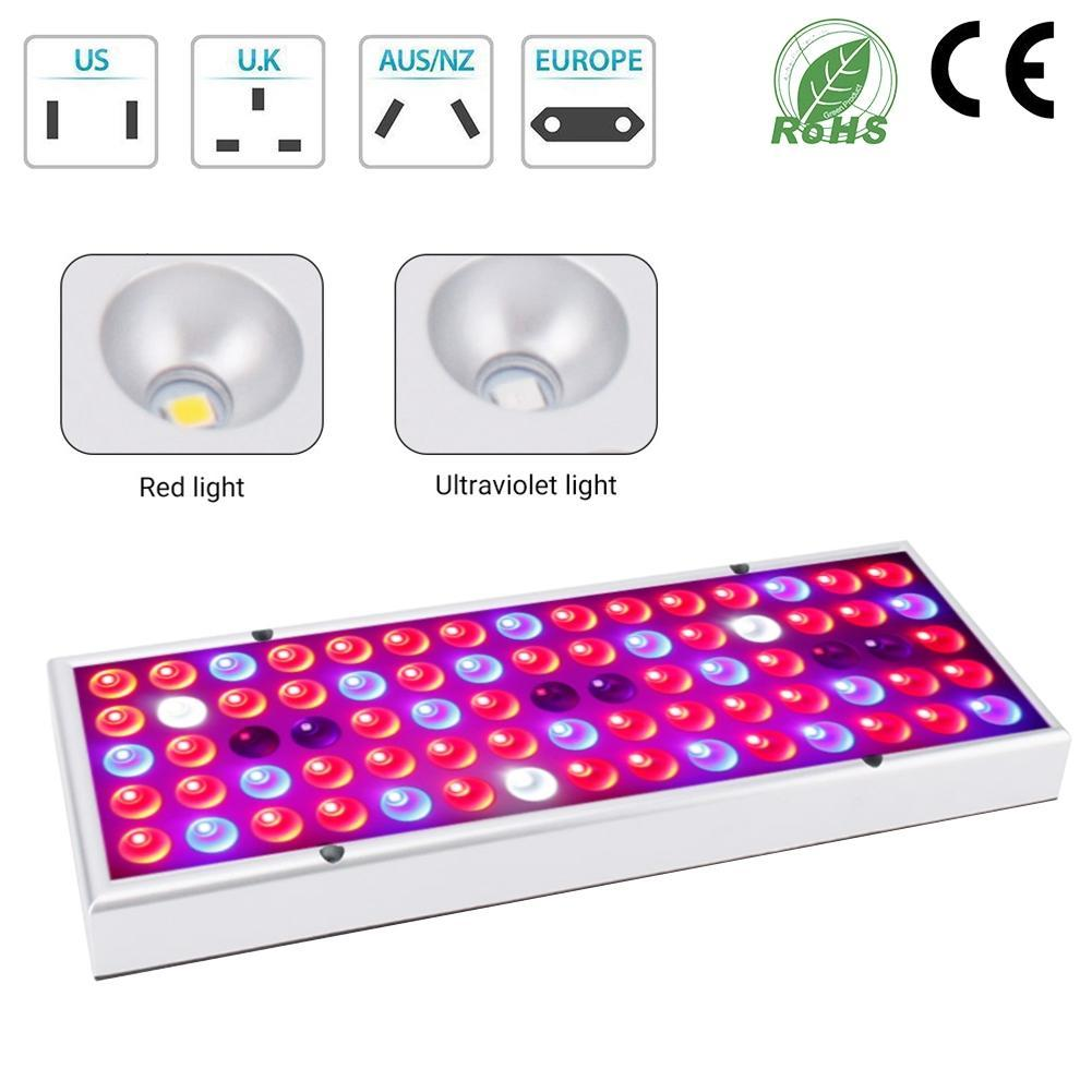 300W LED G300W LED Grow Light Panel Power Saving Light Suitable For Plant Growing Flower Growing Full Spectrum Plant Growing(China)