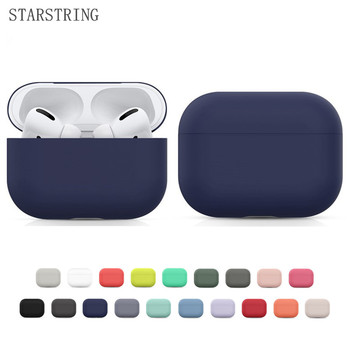 Silicone Case For Apple Airpods Pro Case Wireless Bluetooth  Earphone accessories Cover Apple Air Pod pro Case airpods 3 Fundas 3d lucky rat cartoon bluetooth earphone case for airpods pro cute accessories protective cover for apple air pods 3 silicone