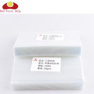 Image 2 - 50 ชิ้น/ล็อต OCA กาวใสกาวสำหรับ Samsung Galaxy A10 A20 A30 A40 A50 A60 A70 A80 A90 M10 M20 m30 M40 M50 OCA กาว