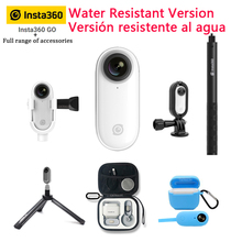 Insta360 Go 新アクションカメラ Ai 自動編集ハンズフリー Insta 360 行く最小安定化カメラ iphone & アンドロイド