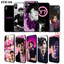 IYICAO Zayn Malik Soft Phone Case for iPhone 11 Pro XR X XS Max 6 6S 7 8 Plus 5 5S SE Silicone TPU