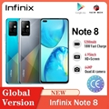 Смартфон Infinix Note 8, 6 ГБ, 128 ГБ, 6,95 дюйма, HD + дисплей, 5200 мАч, аккумулятор 18 Вт, быстрая зарядка