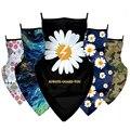 2021 модная разноцветная многофункциональная маска для лица шарф-труба Балаклава для езды на велосипеде и лыжах аксессуары для кемпинга и пе...