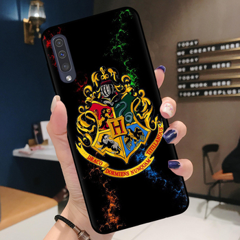 Harry Potter Phone Case for Samsung A Series Hogwarts Shield Colour 7