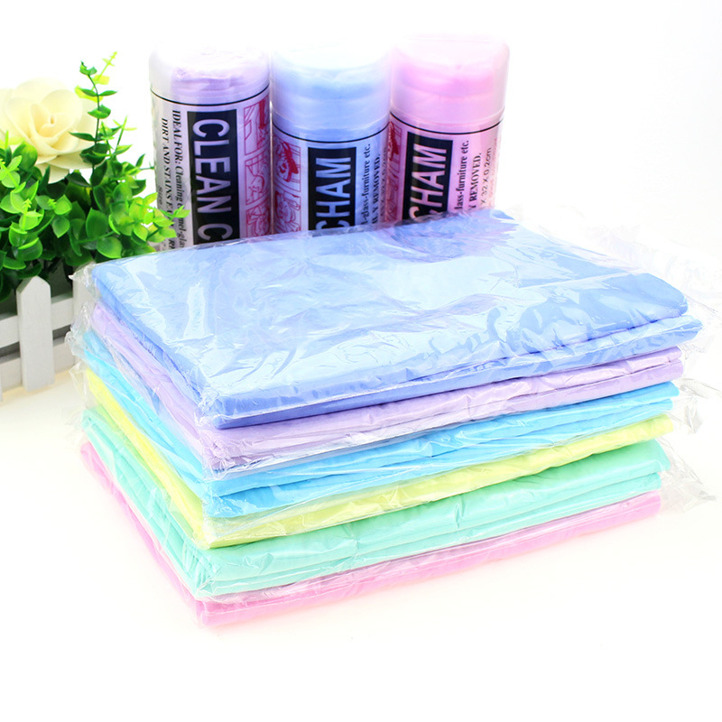 PVA Pet Dog Towel Soft Rapid Water Absorption Quick Drying Multifunction House Car Washing Towels For Dogs Cats Pet Products