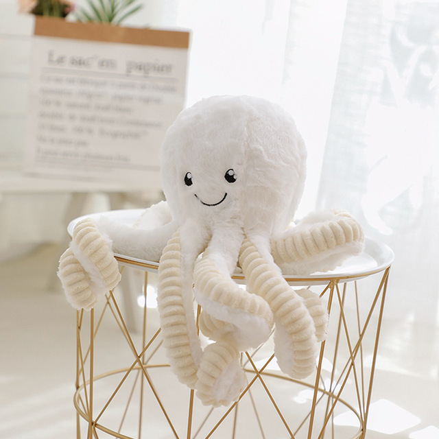 Cute Simulation Octopus Plush Stuffed Animals & Plush Accessories Cute Animal Dolls & Accessories Child Action & Toy Classic Toy