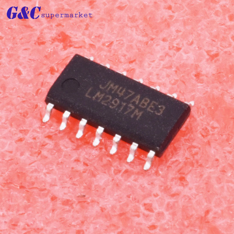 1PCS/5PCS LM2917M SOP 14PIN Frequency to Voltage Converter image