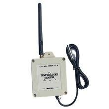 Freeshipping 433/868/915mhz lora temperatur sensor ds18b20 digitale temperatur logger sonde temperatur sensor für öl kessel