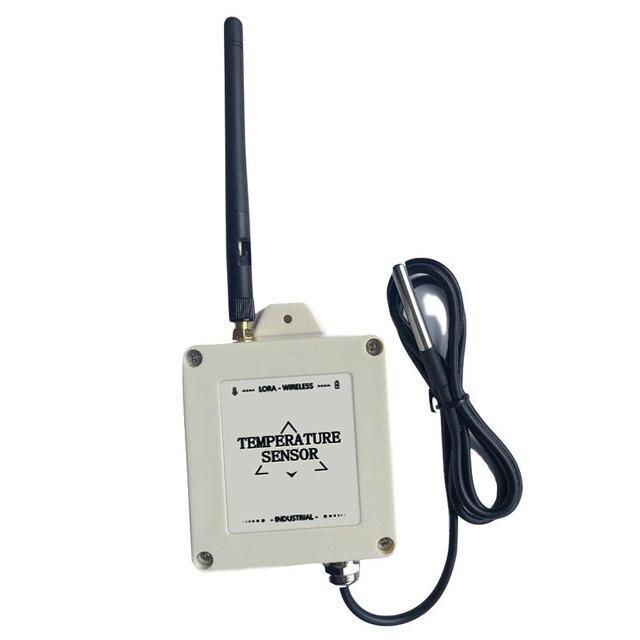Sensor digital de temperatura lora ds18b20, 433/868/915mhz, para caldera de aceite, envío gratuito