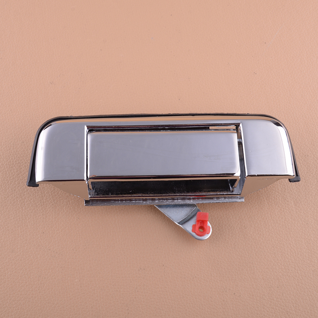 69090 0K060 Chrome Car Tailgate Rear Gate Outer Handle Fit for Toyota Hilux Vigo 2004 2007 2008 2009 2010 2011 2012 2013 2014
