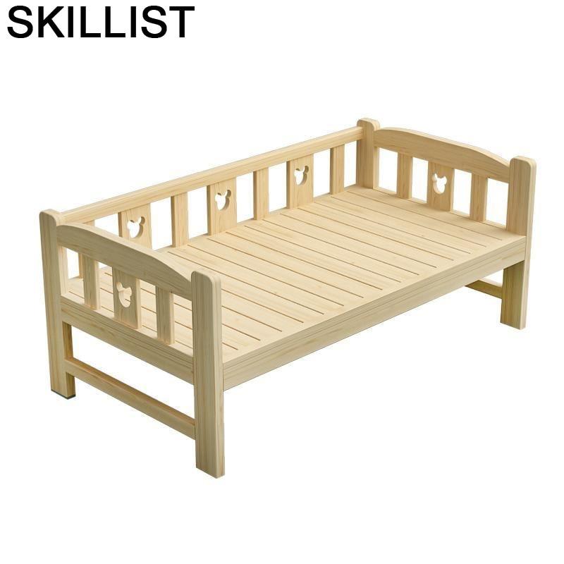 Chambre Meble Hochbett Bois Litera Baby Infantiles Wodden Cama Infantil Lit Enfant Muebles Bedroom Furniture Children Bed