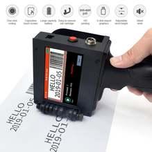 Портативный Интеллектуальный принтер для струйной печати 600