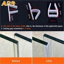 Weather-Strip Draft-Stopper Acoustic-Panel Door Corner-Shape Shower-Room 5m-Door/window-Sealing-F