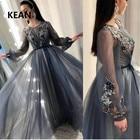 Gray Evening Dress F...