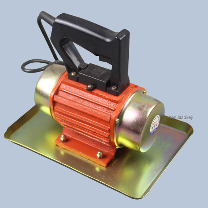 ZB-5 Multi-function Single Phase Flat Concrete Vibrator Table Motion Concrete Vibration Portable Trowel Cement Vibrator 220V 1PC