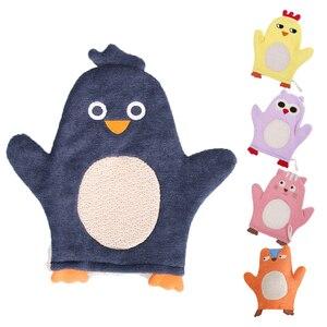 Bath Brushes Shower Products Comfortable Soft Towel Accessories Infant Children Rub Rubbing Body Wash Sponge Cotton