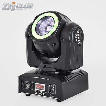 Lyre dmx RGBW 60W Beam led stage moving head lights for sale