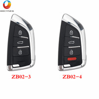 HKCYSEA Universal ZB02 3 ZB02 4 KD Smart Key Remote for KD X2 KD900 Mini KD Car Key Remote Replacement Fit More than 2000 Models