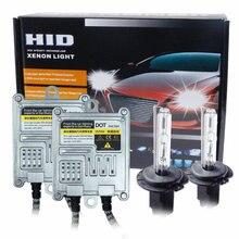1 комплект 12 V 55 W Xenon H7 HID Conversion Kit H1 H3 H4 H11 9005 лампа для автомобиля лампы фар 4300 k 5000 K 6000 k 8000 K 12000 K