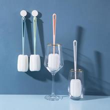 Губка для детской бутылочки с длинной ручкой термос чашка губка